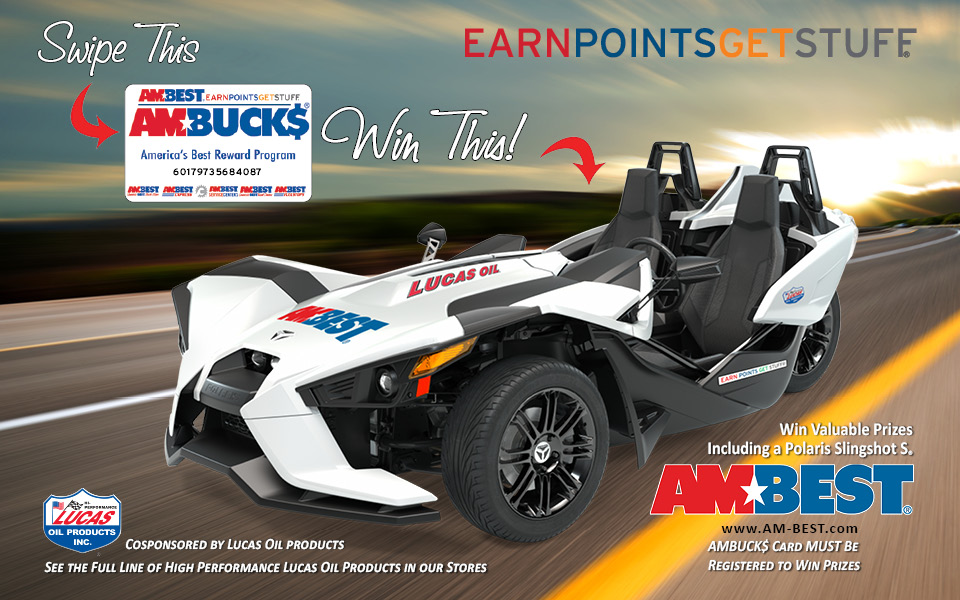Polaris Slingshot Grand Prize