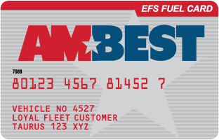 AMBEST Fuel Card