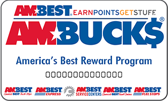 AMBUCK$ Card
